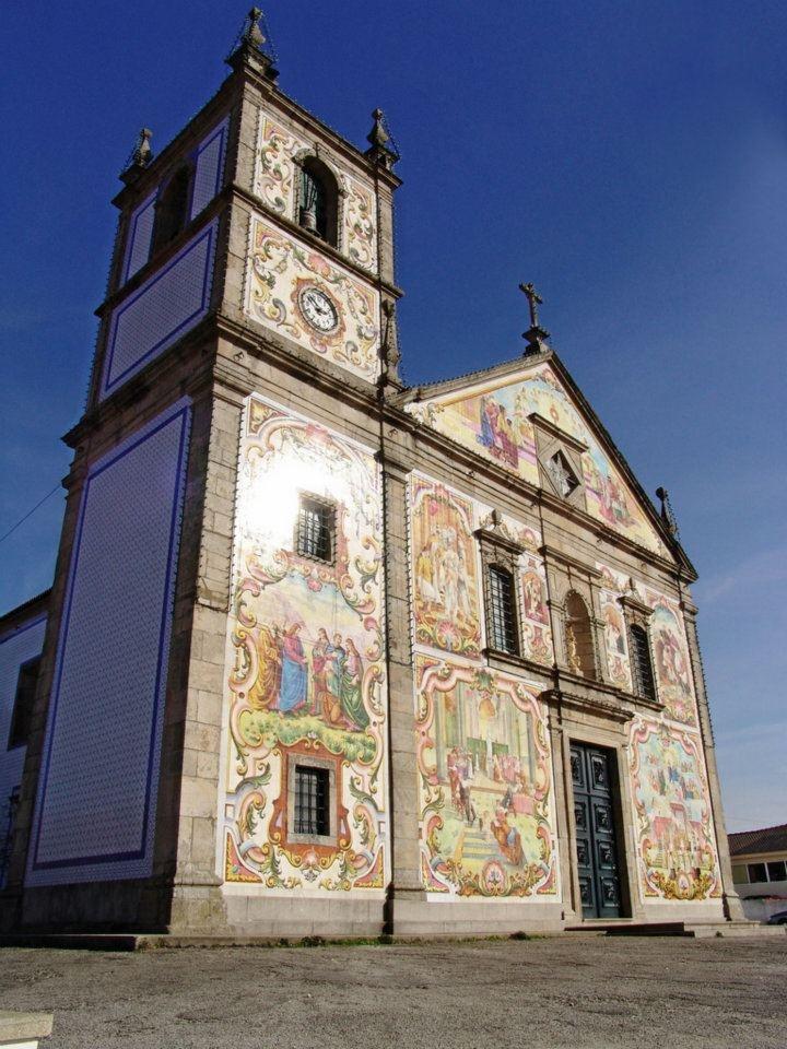 Válega church   Igreja da Válega, Ovar #Portugal