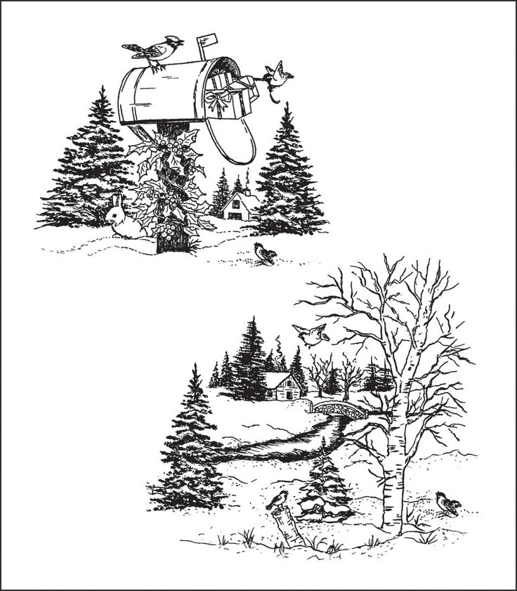 578 best Disegni Natale images on Pinterest  Drawings Coloring