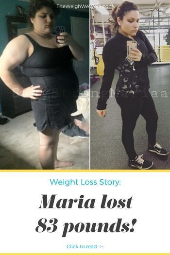 83 Pounds Lost: Stronger Than Ever!