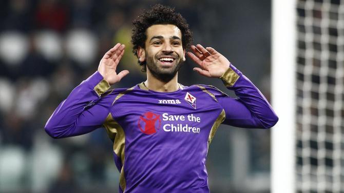 Statistik på Mohamed Salah i Viola-trøjen!