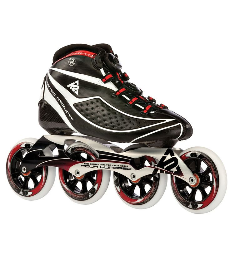 Not all race skates are created equally and the Pro Longmount is a tribute to that. This carbon fiber, cuffless skate is 70% heat moldable while still being a fraction of the price of a full custom skate. | #k2prolongmount