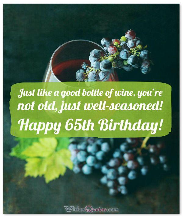 65th Birthday Wishes And Amazing Birthday Card Messages Happy 65 Birthday 65th Birthday Birthday Card Messages
