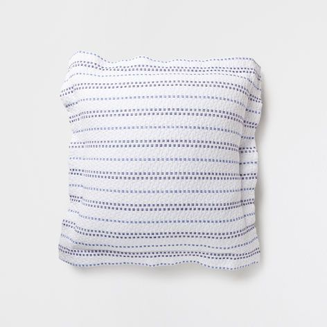 CONTRASTING STITCH CUSHION - Cushions - Bedroom | Zara Home United Kingdom