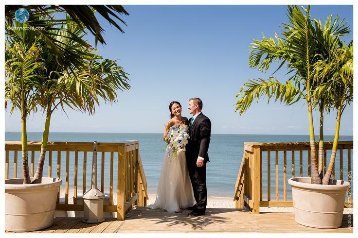 Sunset Beach Hotel Wedding in Cape Charles Virginia   Daissy Torres Photography   Beach Ceremony   Cape Charles Wedding  
