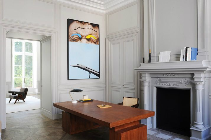 Modern French contemporary parisian Interiors 35