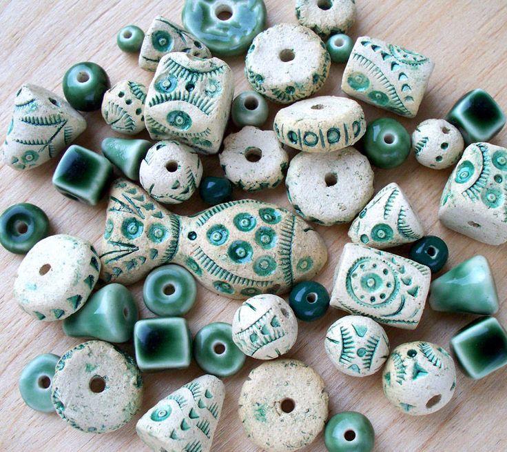 Ceramic beads                                                                                                                                                                                 More