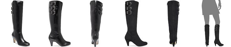 Bella Vita Transit II Tall Dress Boots