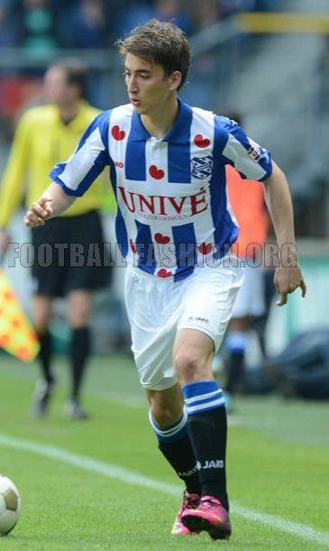 Heerenveen - Home Shirt 2013-14.