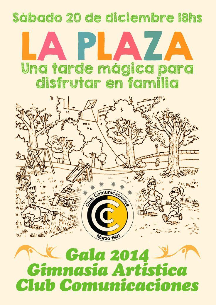 GALA 2014 - GIMNASIA ARTISTICA - CC