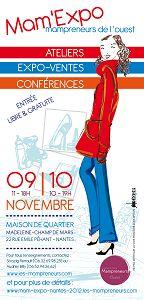 """La sophrologie et bien-être - """"Inès Munoz, sophrologue relaxologue basée à Nantes participera au MAM'EXPO 2012, salon dédié aux mamans entrepreneurs de l'ouest qui aura lieu les 9 et 10 novembre."""""""