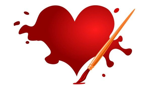 HAPPY VALENTINE'S DAY to my wonderful collaborators... This is our day! ThANK YOU for 'sharing your heart'.