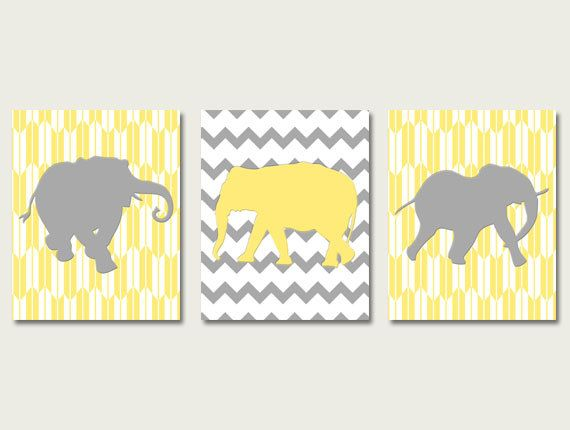 Magnificent Elephant Wall Decor For Nursery Image - Wall Art Design ...