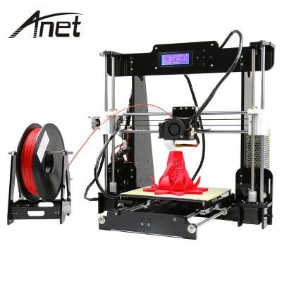 Just US$155.99 + , buy Anet A8 Desktop 3D Printer Prusa i3 DIY Kit online shopping at GearBest.com.