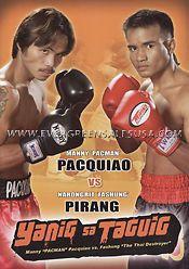 Manny Pacquiao vs Pirang - Yanig Sa Taguig