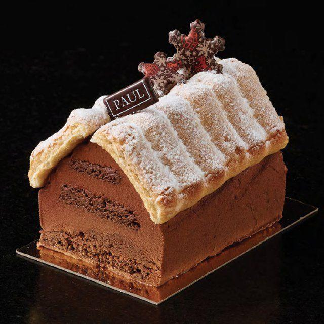 bches de nol entre saveur et plaisir des yeux - Decoration Pour Buche De Noel