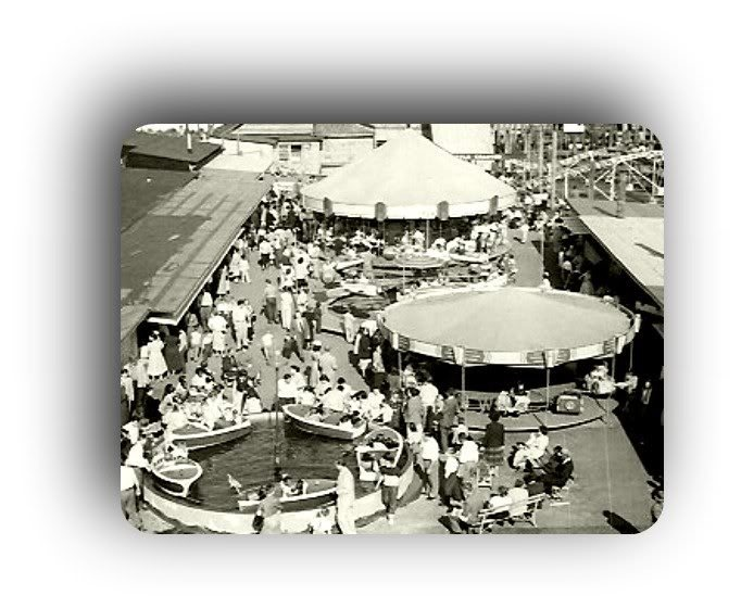 Bayonne Retro: Uncle Milty's Amusement ParkHometownexit 14Abayonn