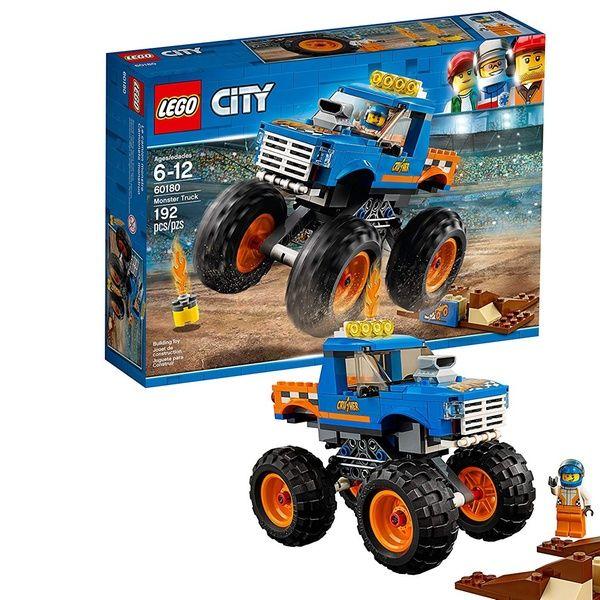 Lego City Monster Truck 60180 Building Kit 192 Piece Spon Affiliate Monster City Lego Ad In 2020 Toys For Girls Monster Trucks Free Girl