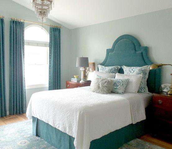 Best 25 Light Teal Bedrooms Ideas On Pinterest: 25+ Best Ideas About Teal Master Bedroom On Pinterest