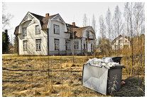 Aikamatka.net - hylätyt asuinrakennukset, autiot talot