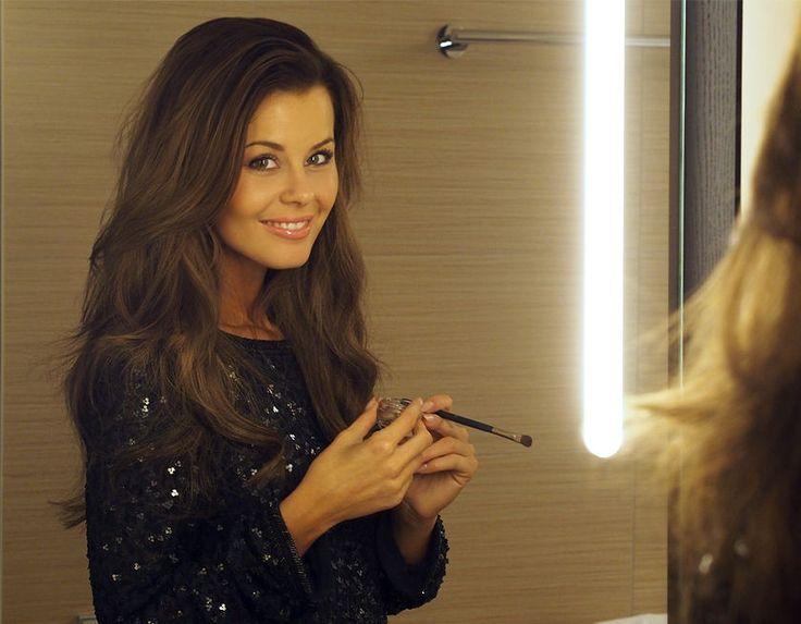 øyeskygge excess shimmer sminke tips look annette haga skjønnhet øyesminke lookbook makeup blogg