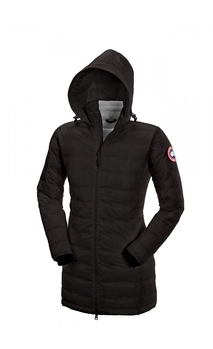 With a windproof design, quilted ripstop nylon shell and mid-thigh length,  the Canada Goose Camp hooded down jacket provides the perfect amount of  warmth ...