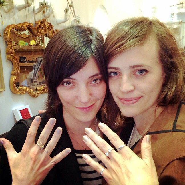 Sharon Van Etten & Heather Woods Broderick