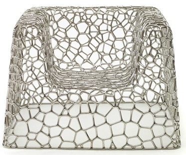 Random Pak Chair - 2007 - Gagosian Gallery, New York - designer by Marc Newson