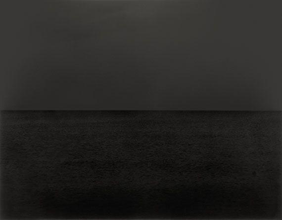 Hiroshi Sugimoto, Baltic Sea, Rügen, 1996
