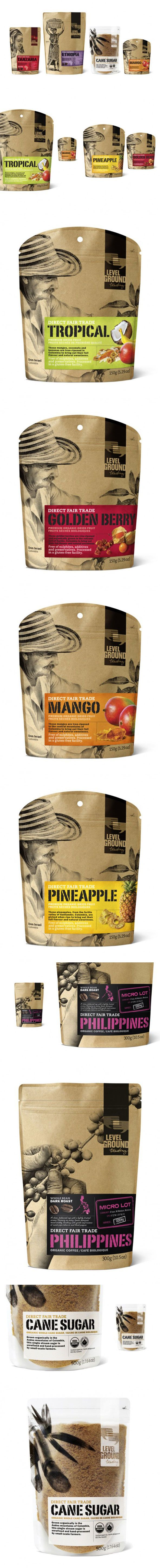 Stand up pouch made of paper stand up pouch with zipper. #sachet #kraft…