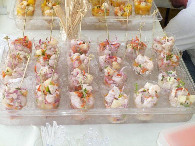 Olfato y gusto ideas de comida para bautizo comuni n for Decoracion bautizo en casa