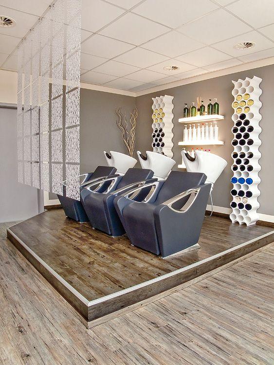 Hair Fashion Mittne - Nierstein - Germany, salone, manufacturer, sales hair style salon furniture