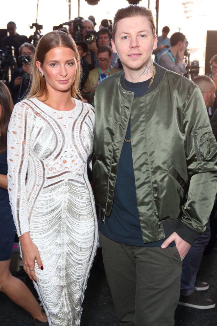 Pin for Later: Millie Mackintosh and Professor Green Have Split Up
