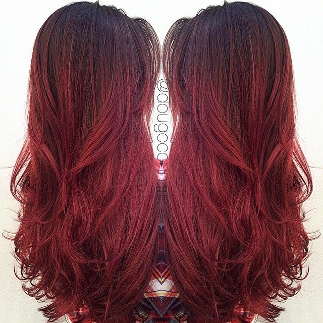 Red hair @sgall13