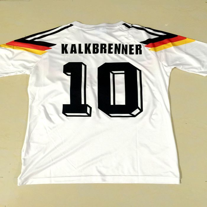 504868603de #kalkbrenner #retrogermanyjersey #kalkbrennerjersey#vintagegermanyjersey  Vintage Football Shirts, Vintage Jerseys, Soccer