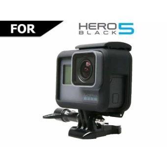 ขอแนะนำ  เคสปกก้อง The Frame High GOPRO HERO Black 5 Case Housing ActionCamera  ราคาเพียง  359 บาท  เท่านั้น คุณสมบัติ มีดังนี้ ABS material For Gopro 5 Adapative to other accessories