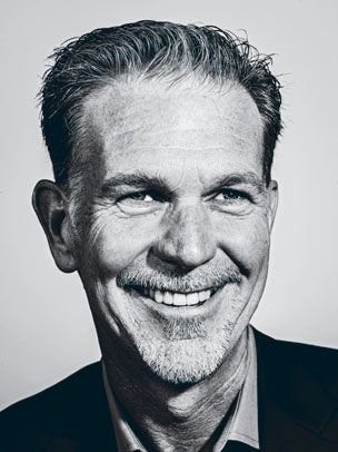 Netflix CEO Reed Hastings - Read and learn Advertisers and TV Channels.