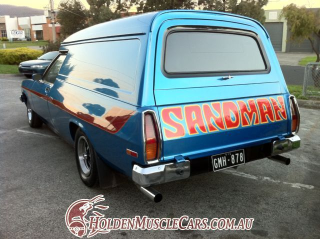 holden sandman images -I so wanted a boyfriend with a shagin' wagon