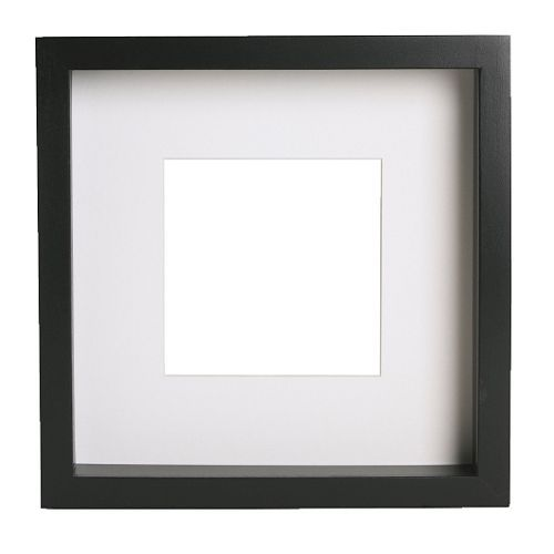 Shadow box RIBBA Frame - black  - IKEA