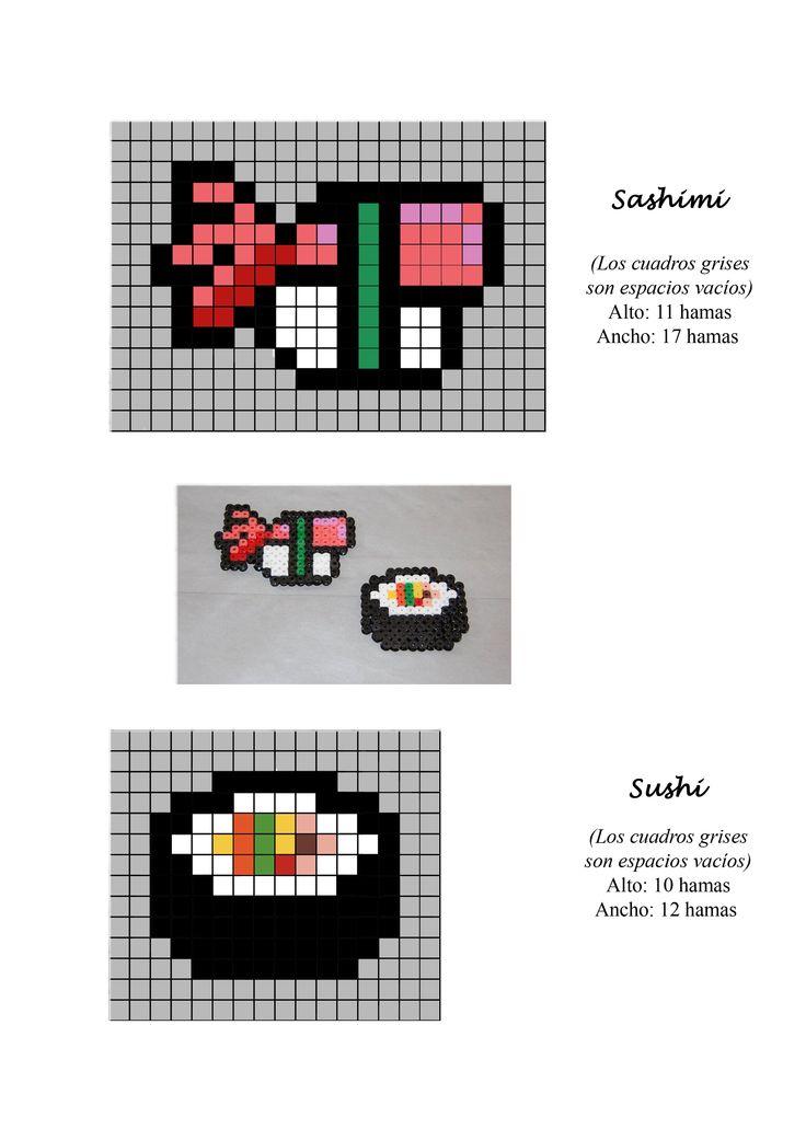791 Best Perler Bead Creations Images On Pinterest Hama
