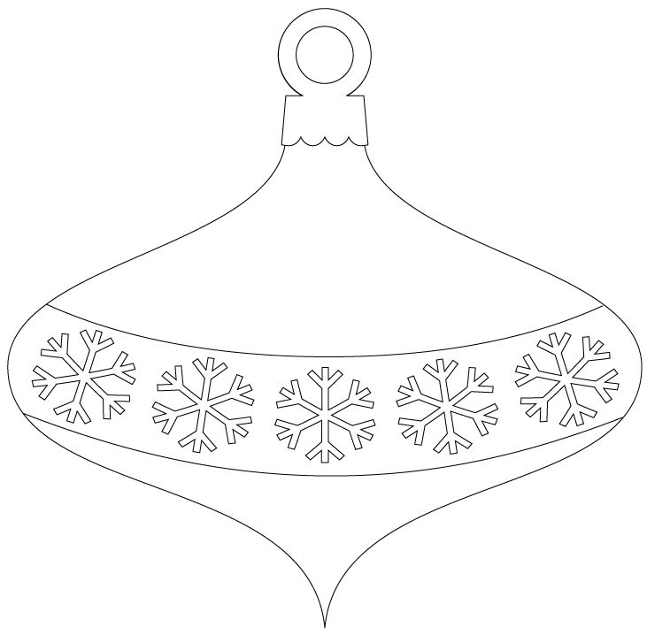 A few different christmas baubles digi freebie bjl for Christmas baubles templates to colour