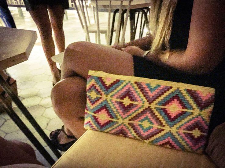 Wayuu Clutches www.wayuunaikibags.com