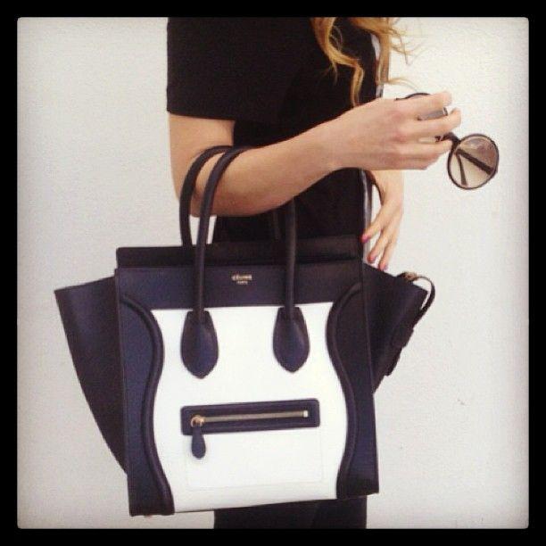 Céline bag. I wish I could afford the original. A girl can dream!