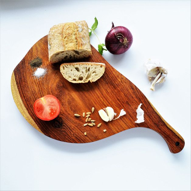 Cutting Boards – Unique serving board,fruit board – a unique product by Omar-Handmade on DaWanda