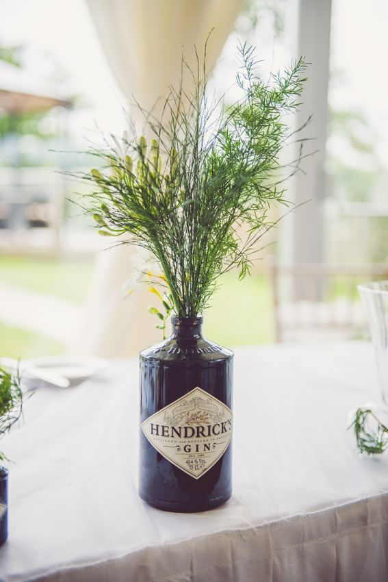 Botanical Green & Copper Wedding Decor - Stephanie Allin 'Lottie' | Elegant Botanical Wedding | Oldwalls Gower Wedding Venue | Nick Murray Photography