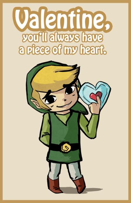 play zelda valentine quest