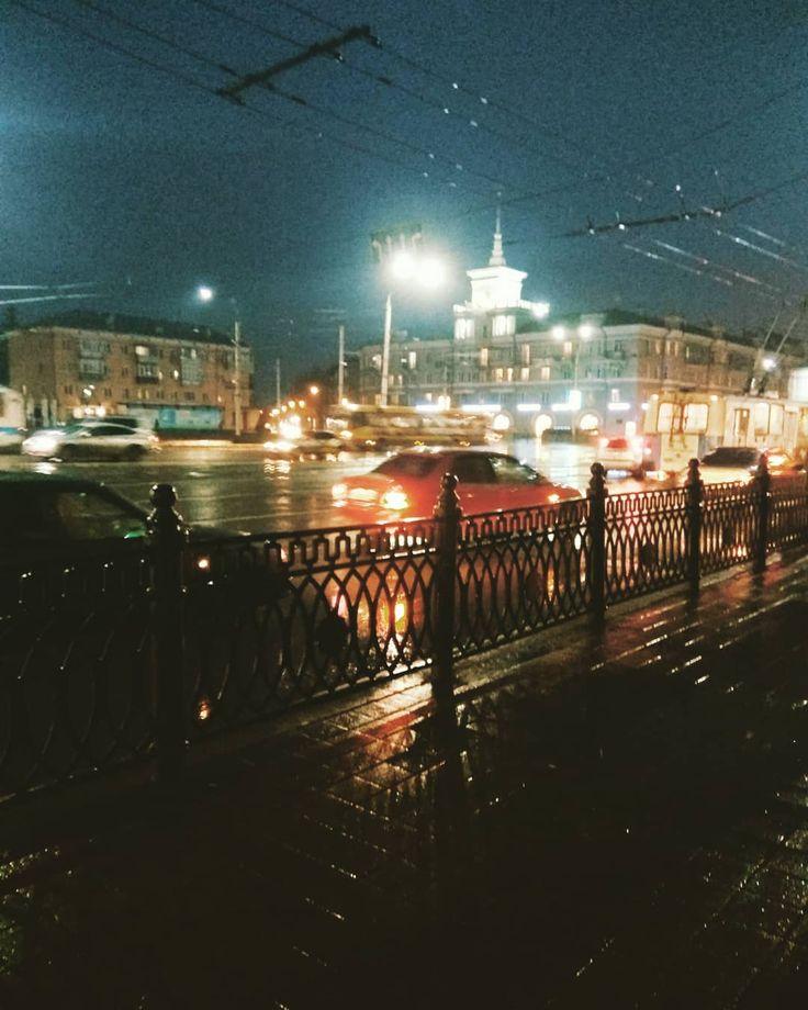 Фото ночной москвы из машины летом нас