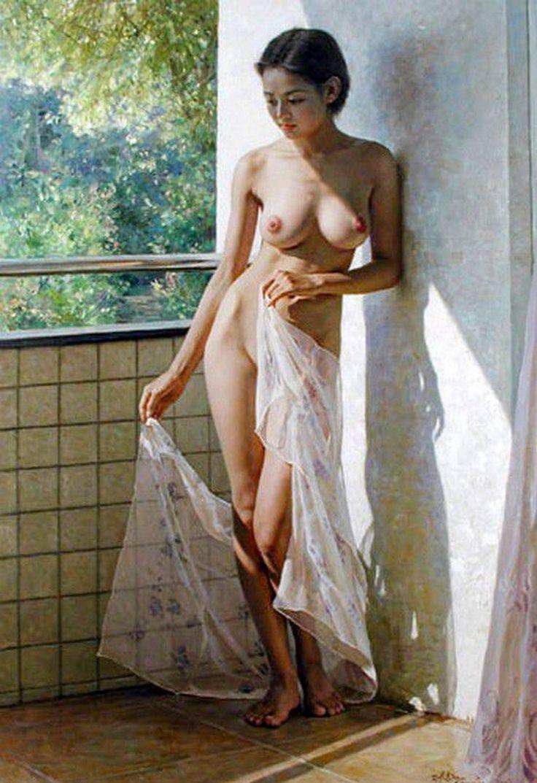 Chinese naked painting — photo 14