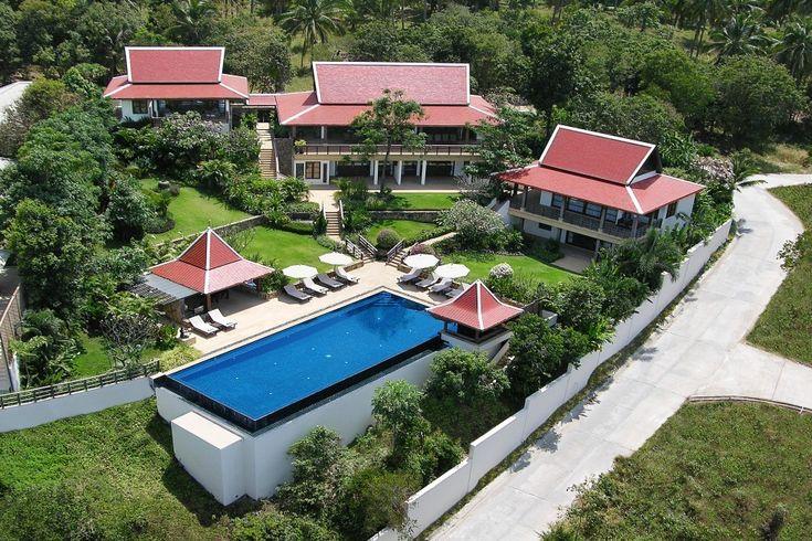 Luxury Villas for rent in Koh Samui Koh samui, Beautiful