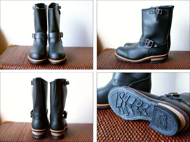 Rakuten: RED WING[ red wing] ENGINEER BOOTS [engineer boots ]style No. 2268