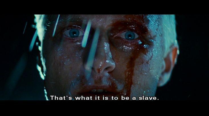 may need to watch Blade Runner again soon